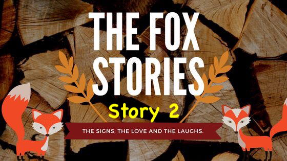 The Fox Stories: As if the Fox sign was not enough!